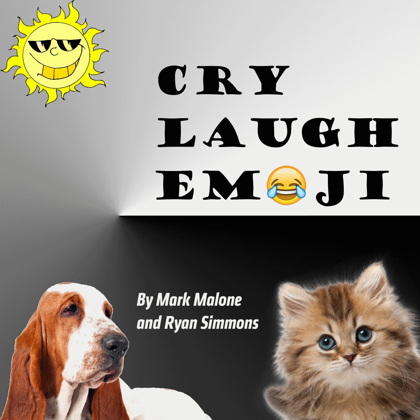 Cry Laugh Emoji